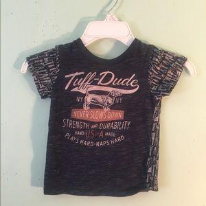 Genuine Kids Osh-Kosh Tuff-Dude 18M Shirt